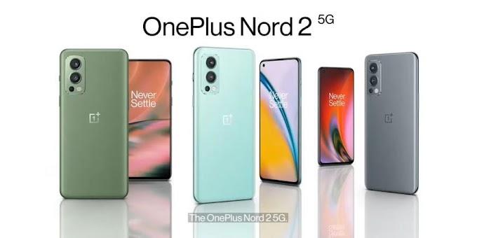 Premium Brand OnePlus Nord 2 5G Phone Price Specification