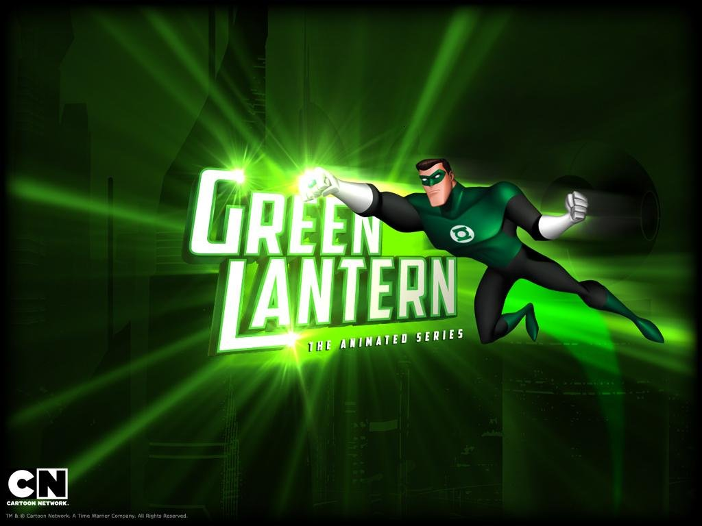 Linterna Verde Serie Animada online