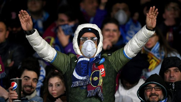 Virus Corona 'Matikan' Liga Italia