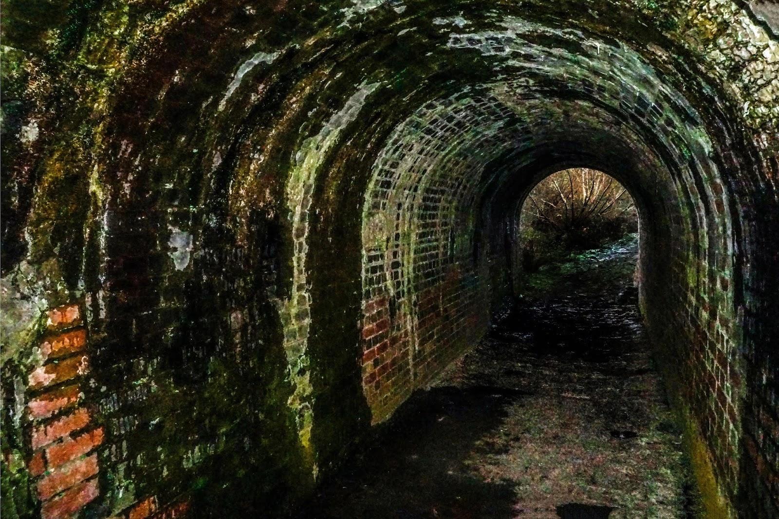 Fort Santiago, Intramuros Tunnel