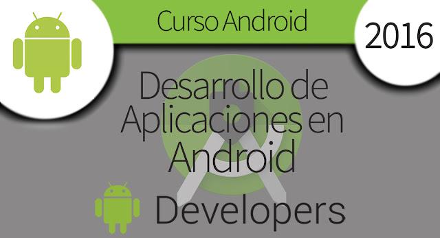 curso programacion app android 2016