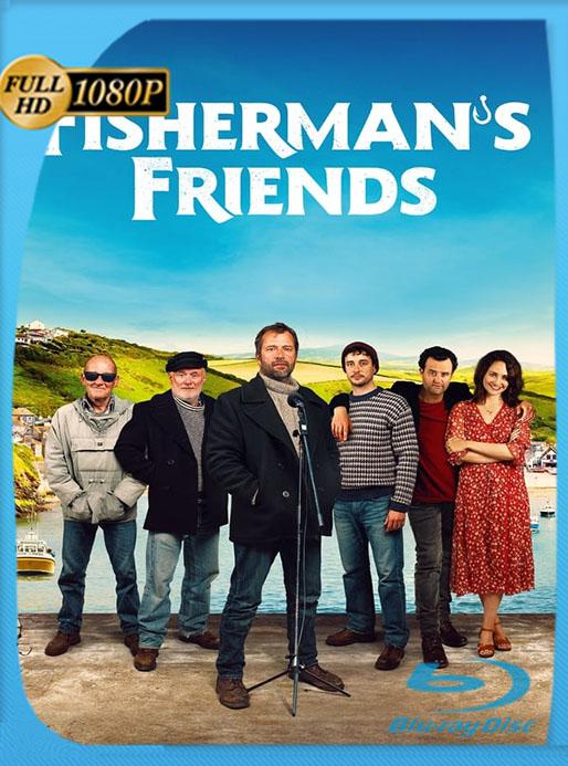 Música a Bordo  (Fisherman's Friends) (2019) HD 1080p Latino [Google Drive] Tomyly