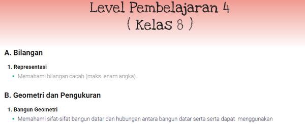Soal Akm Numerasi Level 4 Untuk Kelas 7 Dan 8 Websiteedukasi Com