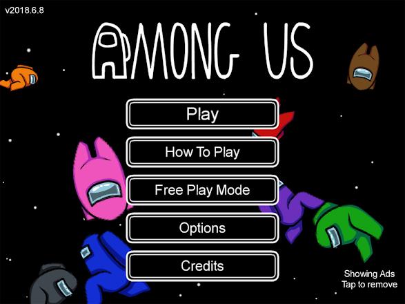 Among Us Mod