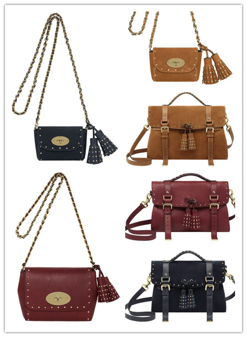 ... Mini Lily and Oversized Tassel Bag (based on the iconic Alexa) to  create a fresh new Tassel Bag family. Mulberry s Autumn Winter 2012 is  available now ... 39a1b5e1e3d3b