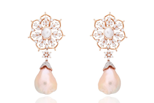 Aurelle by Leshna Shah (Earrings)