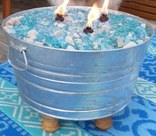 How to Make Bucket Firepit