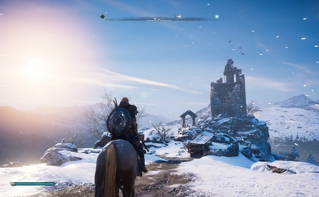 Assassin's Creed Valhalla adds another level of difficulty