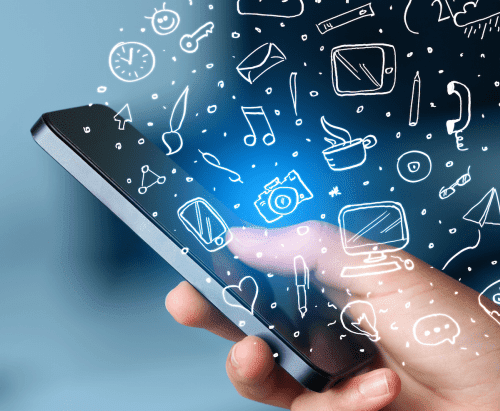 How to engage social audience with Smartphone
