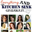 """ The Shabby Creek Cottage "" - Farmhouse & Cottage DIY & Design Blog: Everything & The Kitchen Sink GIVEAWAY!"