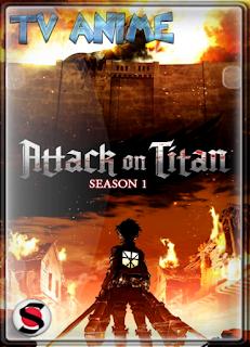 Ataque de los Titanes (Temporada 1) HD 1080P SUBTITULADO