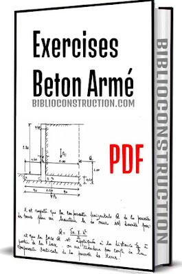 Exercices de beton armé