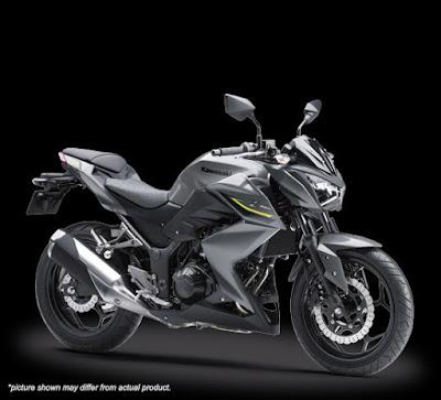 Kawasaki Z250 Stop Produksi
