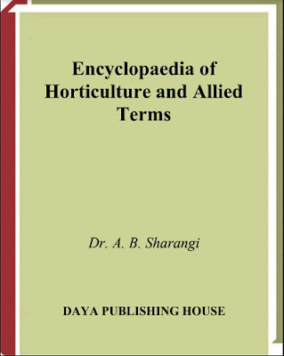 Encyclopedia of Horticulture and Allied Terms
