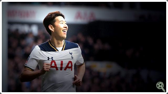 Son Tottenham 2016-17