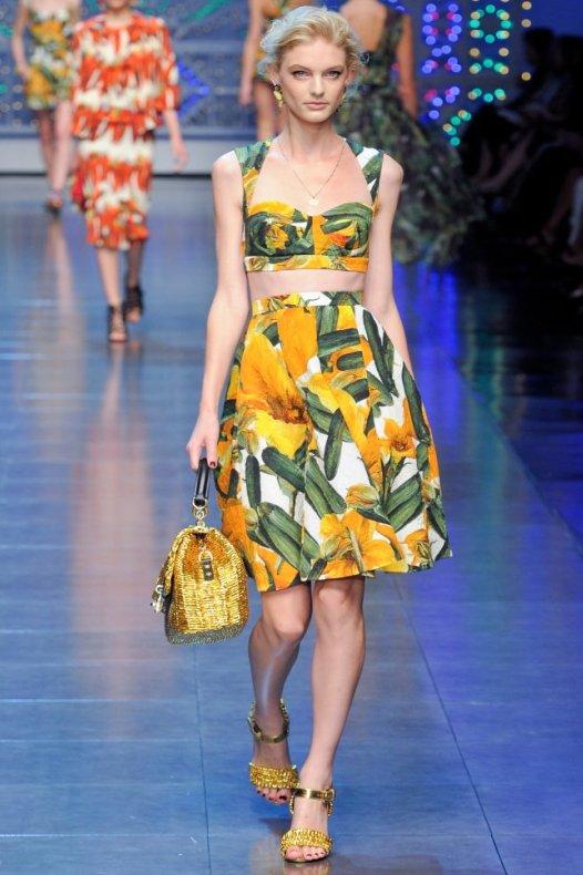 Fashion Fashist Perfect Prints For Summer 2012