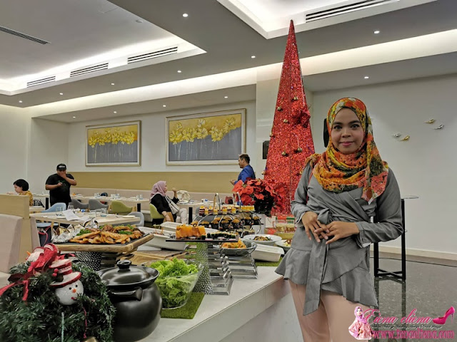 New Year Eve BBQ Buffet Dinner, Hilton Garden Inn Puchong