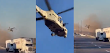 Video: Así es como un Helicóptero Militar aparecía entre el humo mientras Militares y Guardias Nacionales peleaban contra mas de 60 Sicarios de Los Salazar en La Tubutama