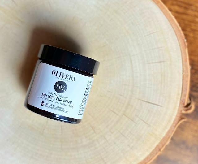 Oliveda Anti Aging Face Cream Antifaltencreme