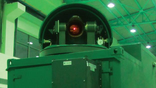 Laser Dazzlers - LASTEC - DRDO - 01