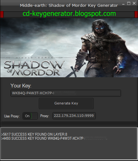 cd key generator software free