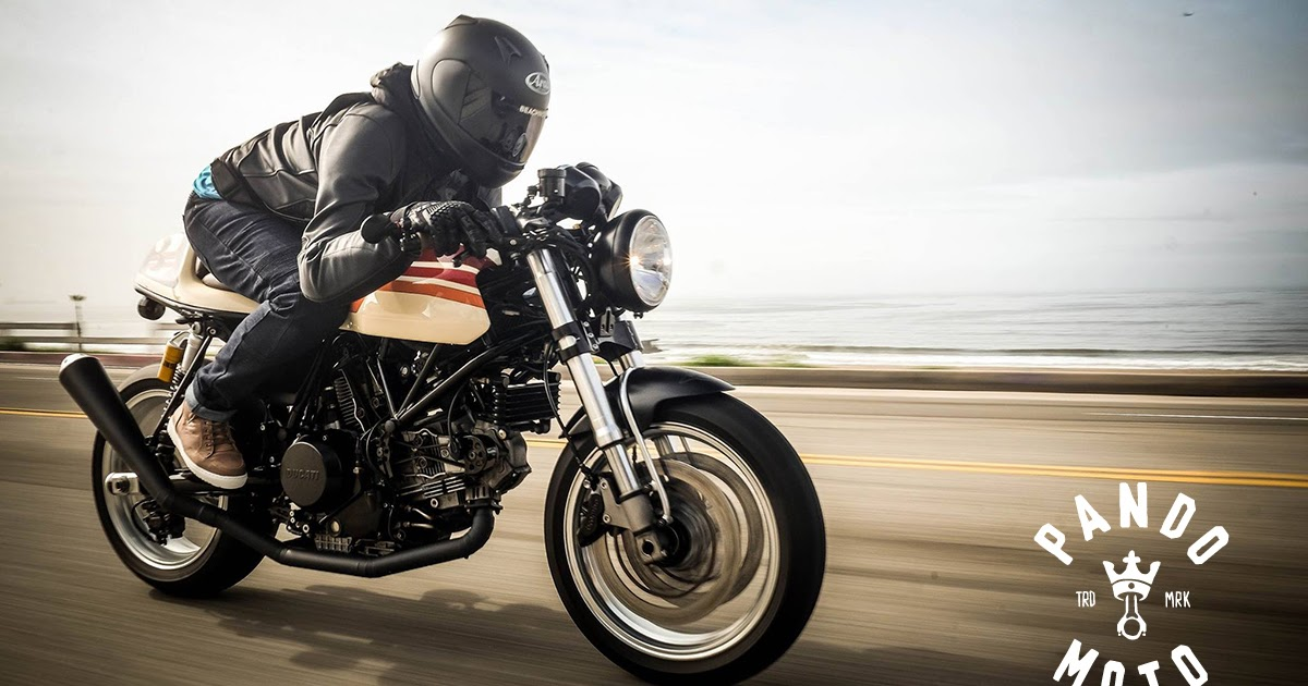 Cafe Racer Girl Wallpaper Riding Gear Pandomoto Boss 105 Jeans Return Of The