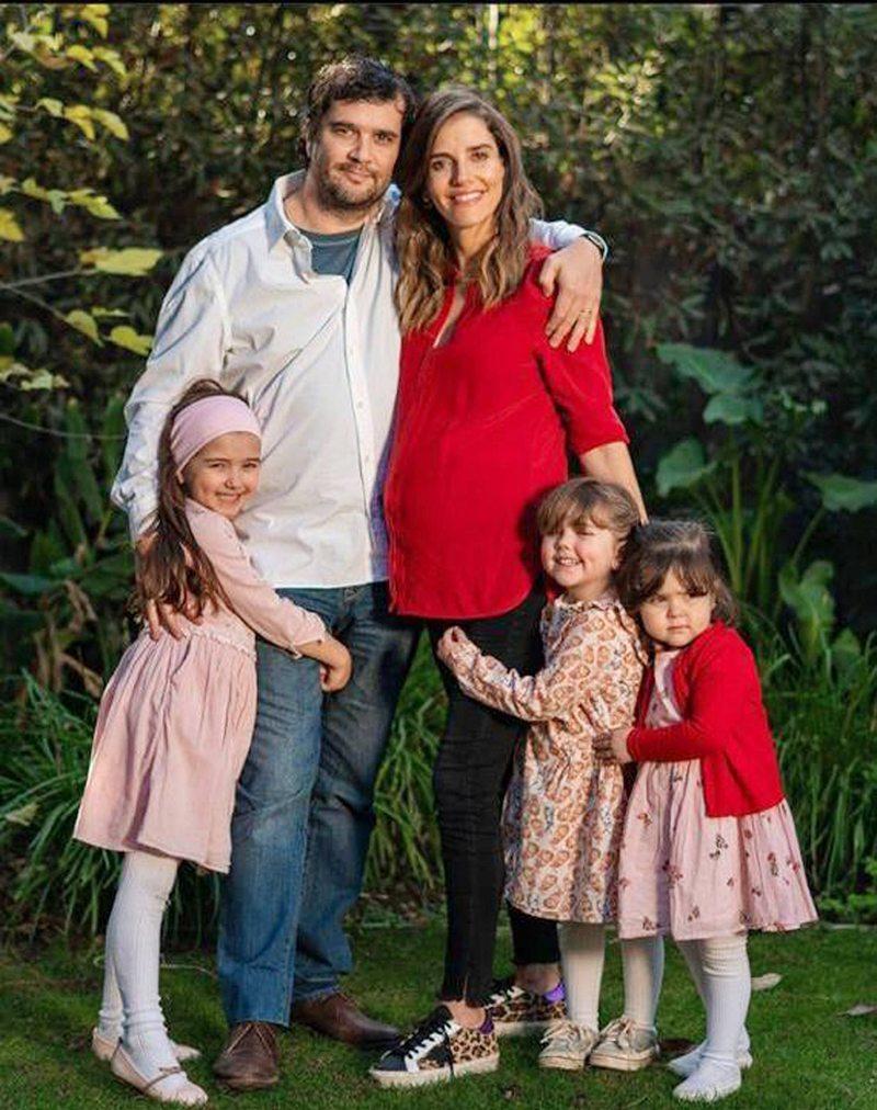 María Luisa Godoy cuenta cómo se recuperó de su contagio de Covid-19 durante el embarazo