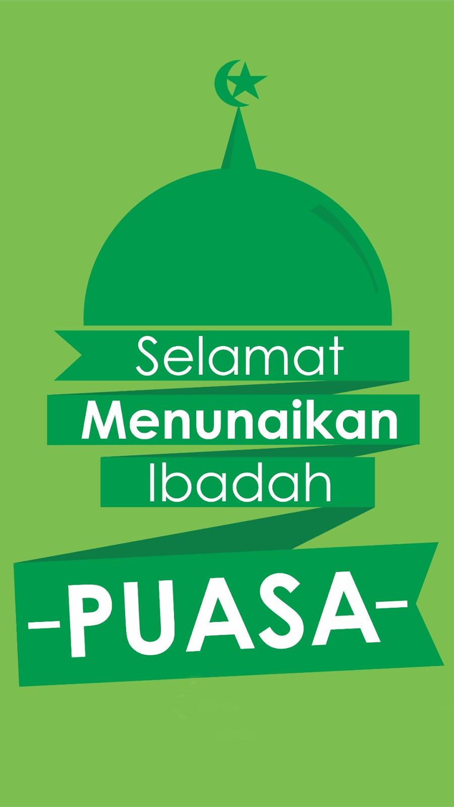 Wallpaper Ramadhan Keren Untuk HP Ukuran HD selaman menuaikan ibadah puasa