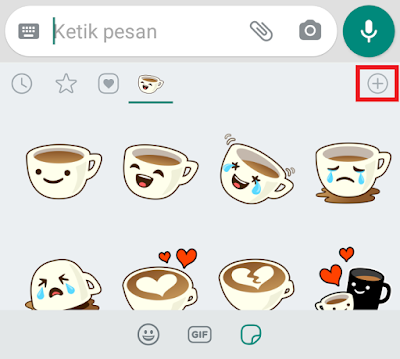 Cara Membuat Stiker WhatsApp di Andorid dengan Mudah