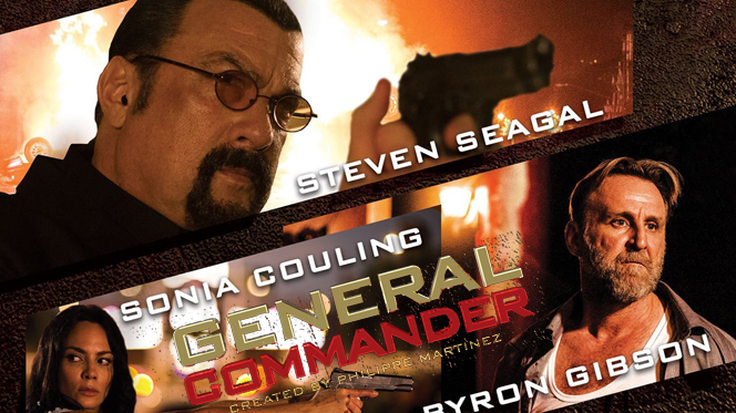 General Commander (2019) BRRip 720p Latino-Ingles