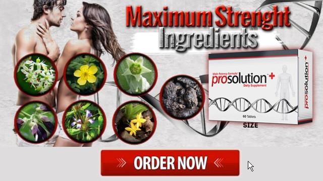 ProSolution Plus Ingredients