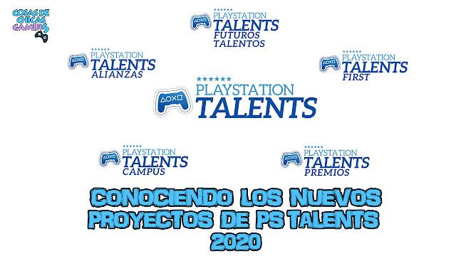 Proyectos PS Talents 2020
