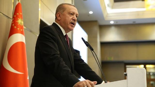 """Ερντογάν σε Τραμπ: """"Οι ΗΠΑ θα χάσουν ένα ισχυρό εταίρο"""""""