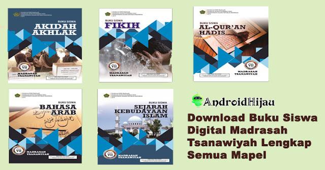 Download BSE Madrasah Tsanawiyah Lengkap, Buku siswa MTS lengkap, Buku siswa K13 MTS SMP lengkap
