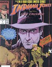 Indiana Jones and the Last Crusade Comic