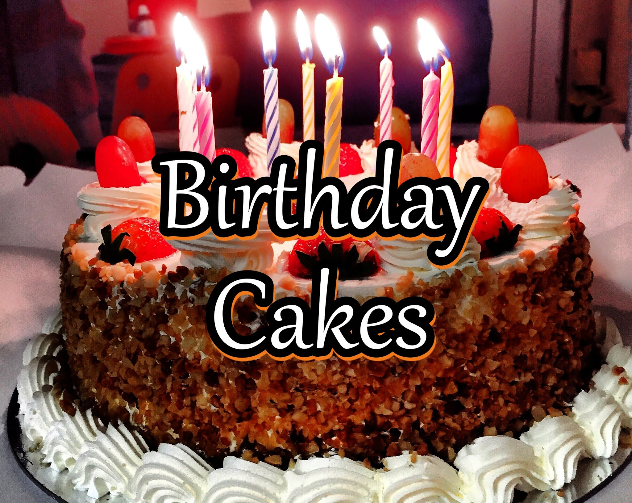 How to birthday cake delivery in Chennai?