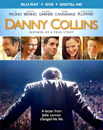 Poster Of Danny Collins In Dual Audio Hindi English 300MB Compressed Small Size Pc Movie Free Download Only At worldfree4u.com