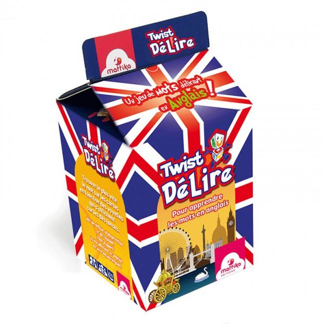 Twist délire Anglais