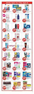 Shoppers Drug Mart Flyer August 19 – 25, 2017