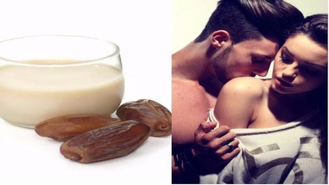 दूध में खजूर को मिलाकर इस वक्त सेवन करें पुरुष, दोगुनी हो जाएगी ताकत