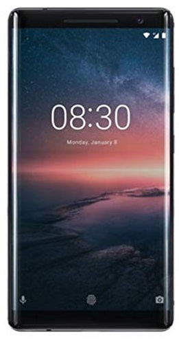 Nokia 8 Sirocco 128GB - Price and Specifications in BD