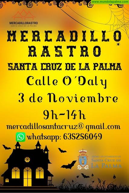 Mercadillo-Rastro de Santa Cruz de La Palma
