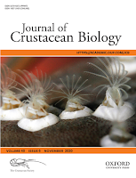 Cover of The Journal of Crustacean Biology, volume 40, number 6