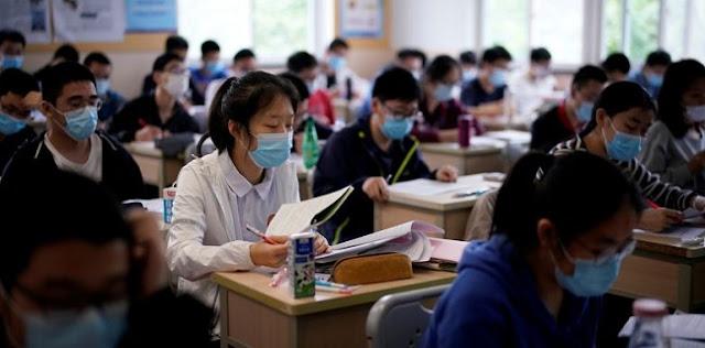 Pasca Lockdown, Angka Bunuh Diri Siswa Di China Meningkat