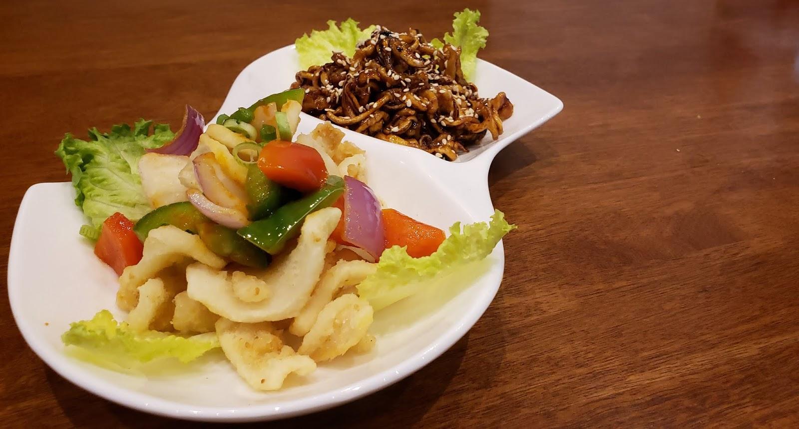 Fried Calamari Combination