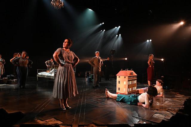 Sondheim: A Little Night Music - Opera North, Leeds Playhouse (Photo Sharron Wallace)