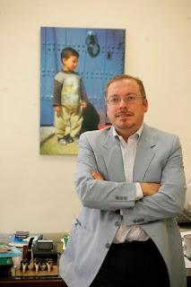 Jaime Aguilera autor de La luz otorgada. Editorial Adarve, Libros Editorial Adarve