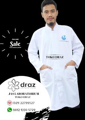 harga baju laboratorium mahasiswa tahun 2019