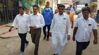 भाजपा किसी एक परिवार की पार्टी नहीं है, जो मेहनत करेगा आगे बढ़ेगा - जामनेर विधायक श्री महाजन