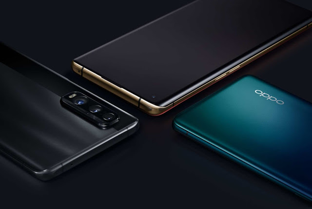 Oppo Find X2 Lite incoming, looks like Reno3 Youth.